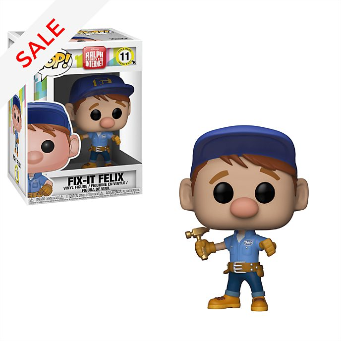 Funko - Chaos im Netz - Fix-It Felix Jr. - Pop! Vinylfigur