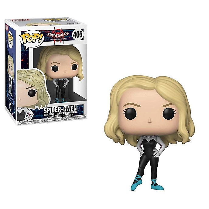 Personaggio in vinile Spider-Gwen serie Pop! di Funko