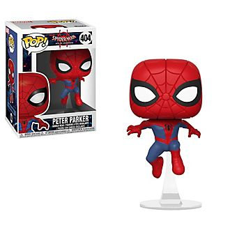 Personaggio in vinile Peter Parker serie Pop! di Funko
