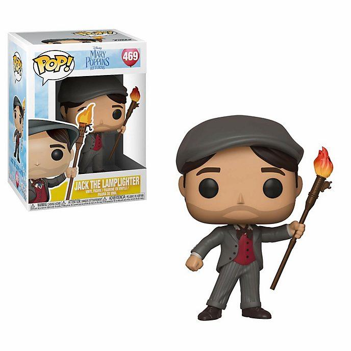 Funko Jack the Lamplighter Pop! Vinyl Figure, Mary Poppins Returns