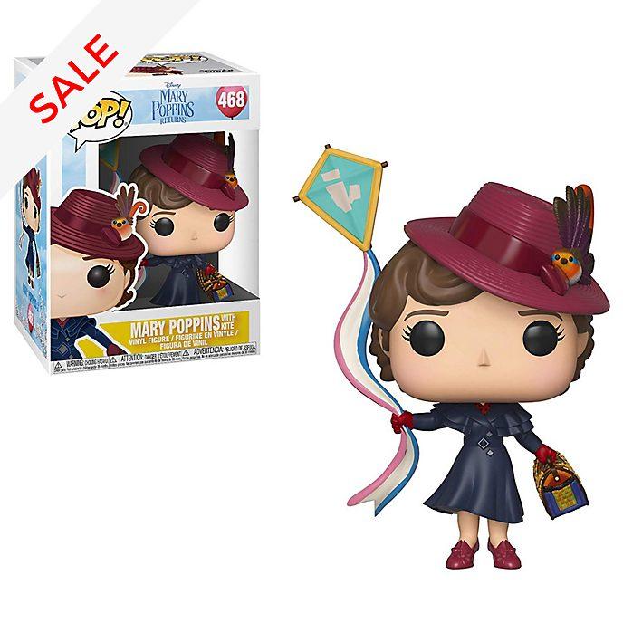 Funko Mary Poppins with Kite Pop! Vinyl Figure, Mary Poppins Returns