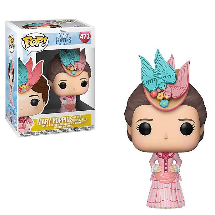 Figura de vinilo Mary Poppins en el Music Hall, Funko Pop!
