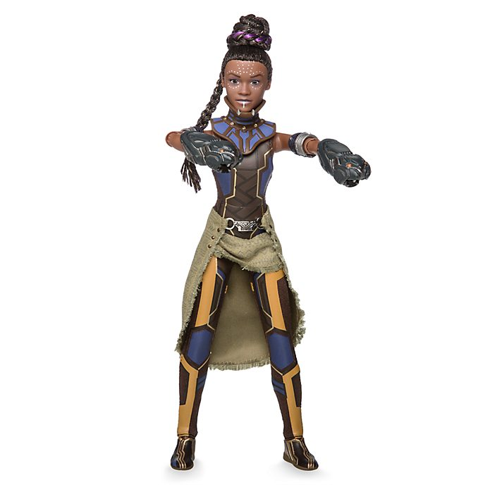 Disney Store - Marvel - Black Panther - Shuri - Puppe in Sonderedition