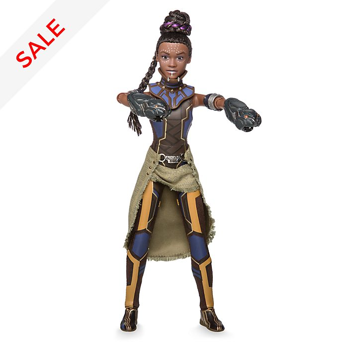 Disney Store Marvel Shuri Special Edition Doll, Black Panther
