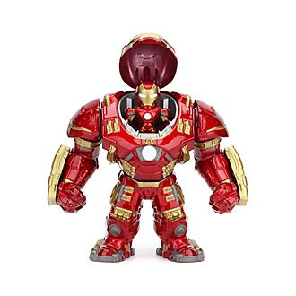 Jada Coffret de figurines Hulkbuster et Iron Man