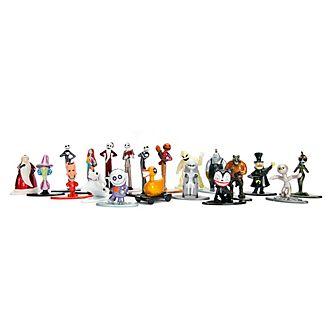 Jada set figuras moldeadas a presión Pesadilla antes de Navidad