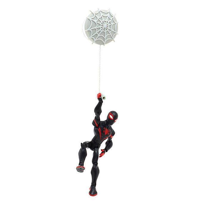 Disney Store Marvel Toybox Miles Morales Action Figure