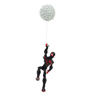 Disney Store Figurine Miles Morales articulée, collection Marvel Toybox