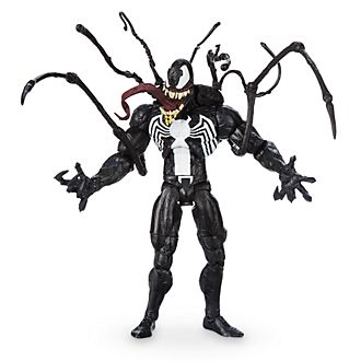 Action figure da collezione Venom, Marvel Select