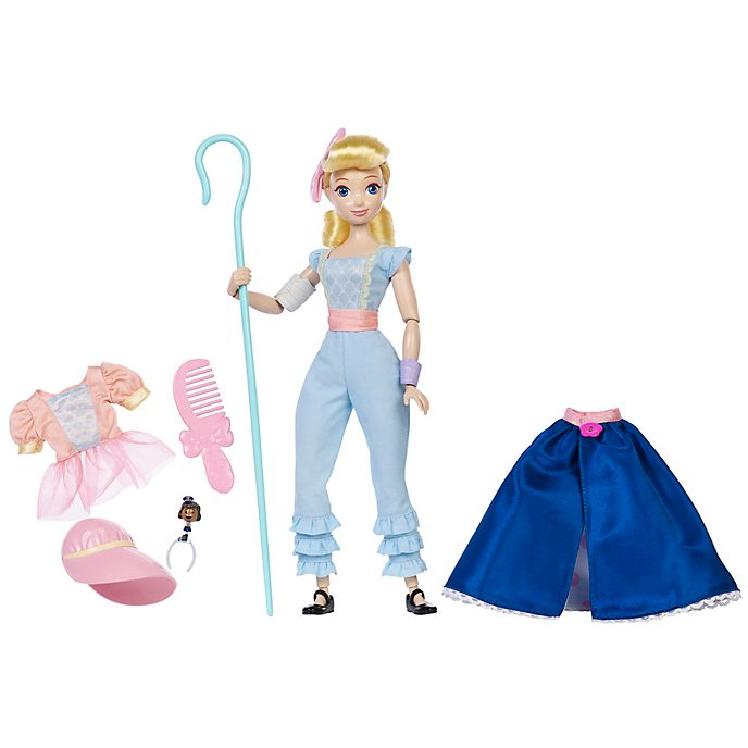 Bambola attivabile Epic Moves Bo Peep Toy Story 4 Mattel
