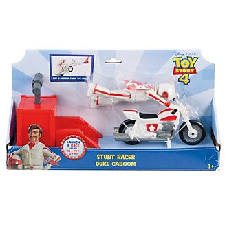 Mattel - Toy Story 4 - Duke Caboom - Stunt-Spielset