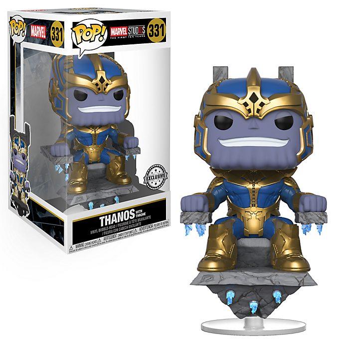 Funko Figurine Thanos avec trône Pop! exclusive en vinyle