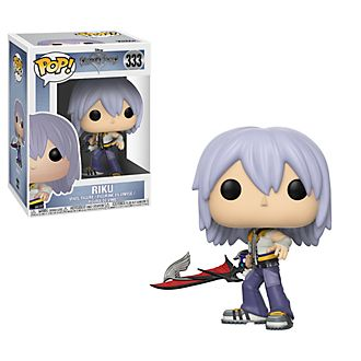 Figura Pop! vinilo Riku, Kingdom Hearts, Funko