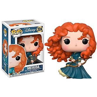 Funko Figurine Merida Pop! en vinyle, Rebelle