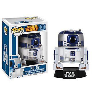 Personaggio in vinile R2-D2 serie Pop! di Funko, Star Wars