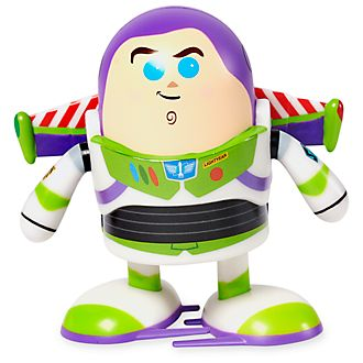 Disney Store Buzz Lightyear Shufflerz Wind-Up Toy, Wave 1