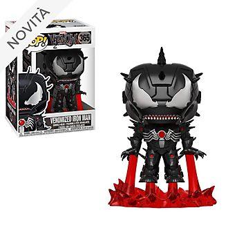 Personaggio in vinile Iron Man venomizzato serie Pop! di Funko