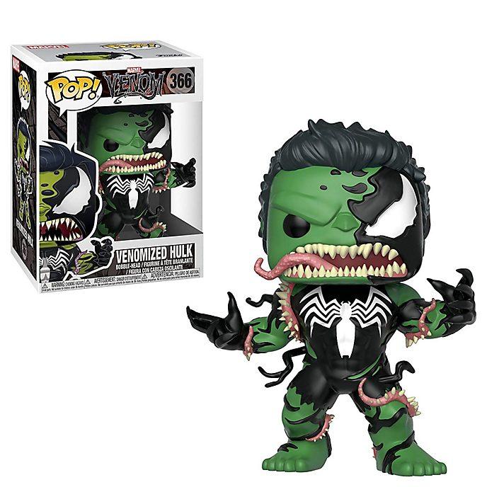 Personaggio in vinile Hulk venomizzato serie Pop! di Funko