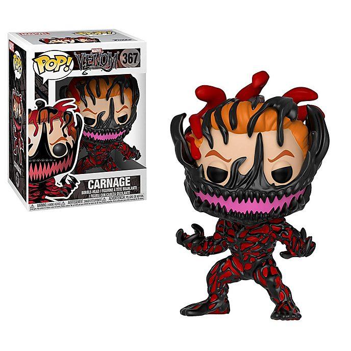 Personaggio in vinile Carnage serie Pop! di Funko