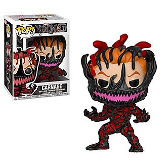 Funko Figurine Carnage Pop! en vinyle