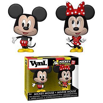 Figuras de vinilo Mickey y Minnie, Vynl, Funko