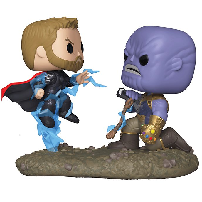Funko Thor vs. Thanos Pop! Vinyl Figures