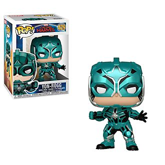Figura Pop! vinilo Yon-Rogg, Capitana Marvel, Funko
