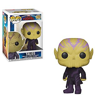 Funko Talos Pop! Vinyl Figure, Captain Marvel