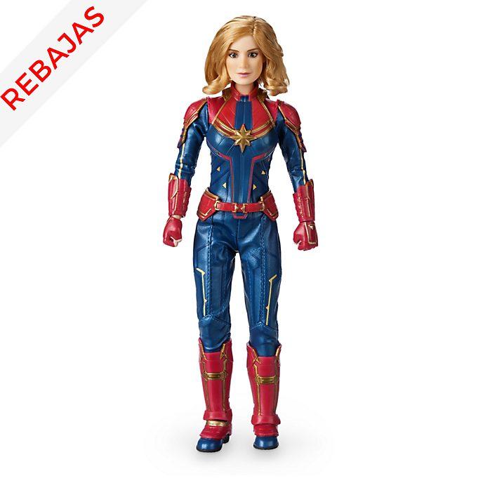 Muñeca edición especial Capitana Marvel, Disney Store