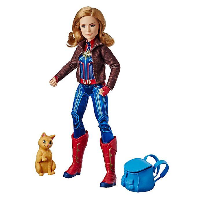 Hasbro Captain Marvel Deluxe Action Figure