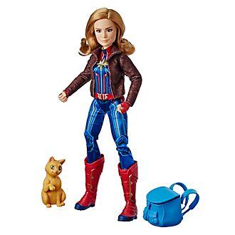 Hasbro Figurine Captain Marvel articulée deluxe