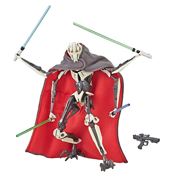 Hasbro General Grievous 6'' Star Wars: The Black Series Action Figure