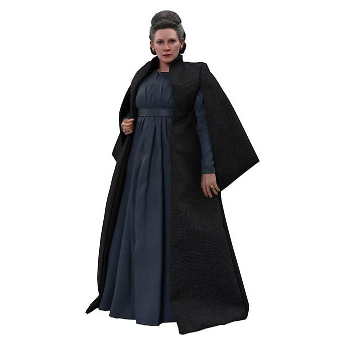 Hot Toys Figurine collector Leia Organa, Star Wars: Les Derniers Jedi