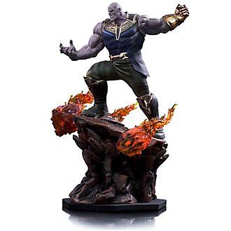 Figura coleccionable Thanos, Vengadores: Infinity War, Iron Studios