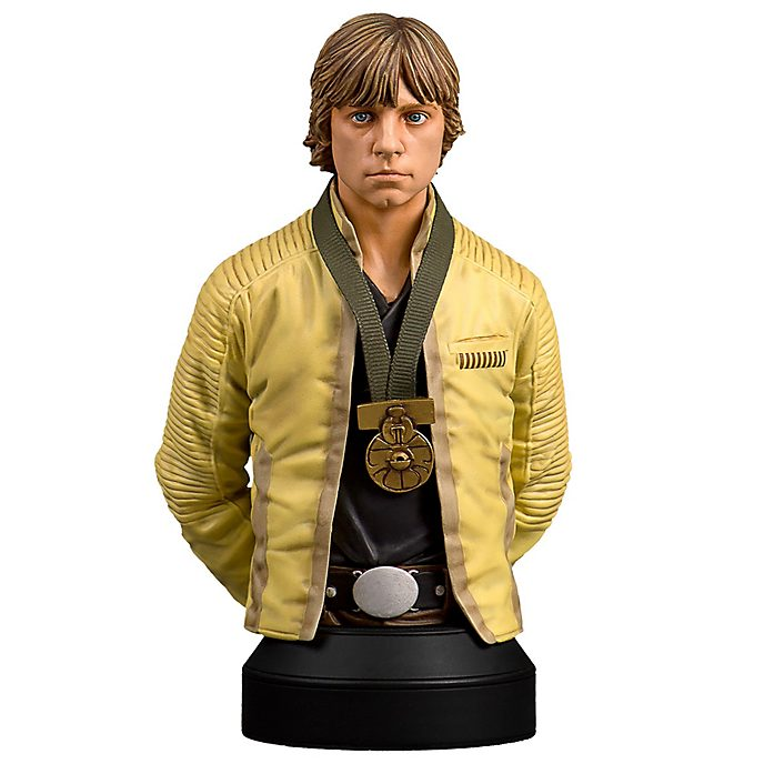 Busto en miniatura Luke Skywalker, Gentle Giant