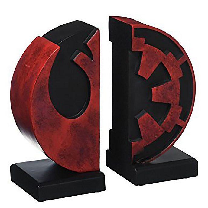 Gentle Giant Star Wars, 2 reggilibri con logo Impero versus Ribellione