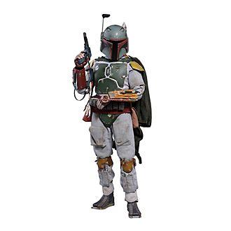 Personaggio deluxe da collezione Hot Toys Boba Fett Star Wars: L'Impero colpisce ancora