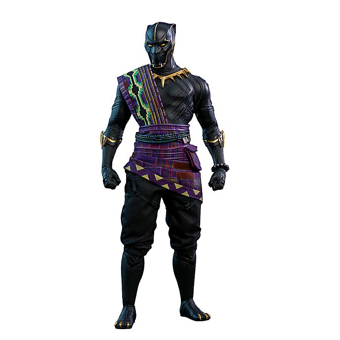 Figura coleccionable T'Chaka, Black Panther, Hot Toys