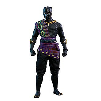Hot Toys T'Chaka Collectible Figure, Black Panther
