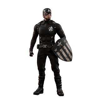 Hot Toys  Captain America Concept Art Collectible Figure