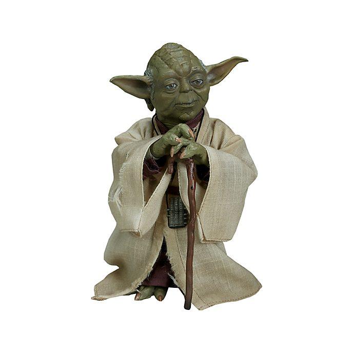 Sideshow collectibles yoda collectible figure star wars the empire strikes back - Maitre yoda lego ...