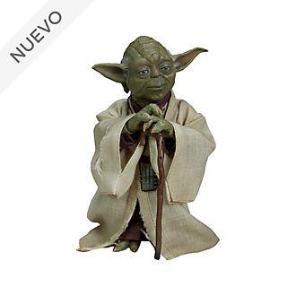 Figura coleccionable Yoda, Sideshow Collectibles, Star Wars: El Imperio contraataca