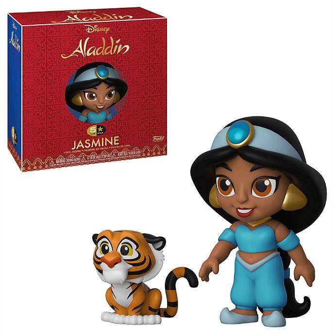 Funko Princess Jasmine and Rajah 5 Star Vinyl Figure Set