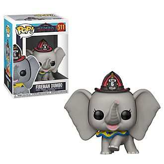 Figura Pop! vinilo Dumbo bombero, Funko