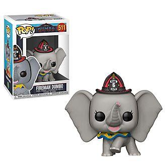 Personaggio in vinile Dumbo pompiere serie Pop! di Funko