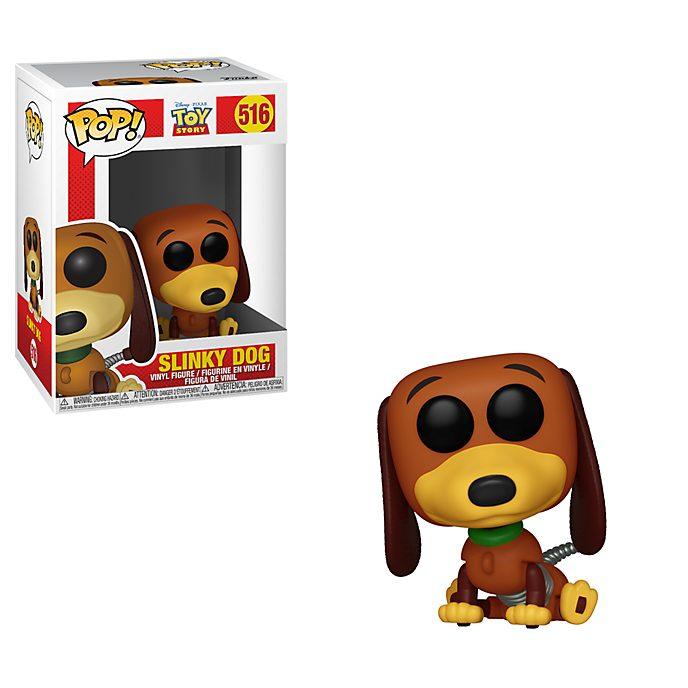 Personaggio in vinile Cane Slinky serie Pop! di Funko, Toy Story