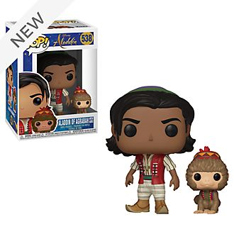 Funko Aladdin of Agrabah with Abu Pop! Vinyl Figure