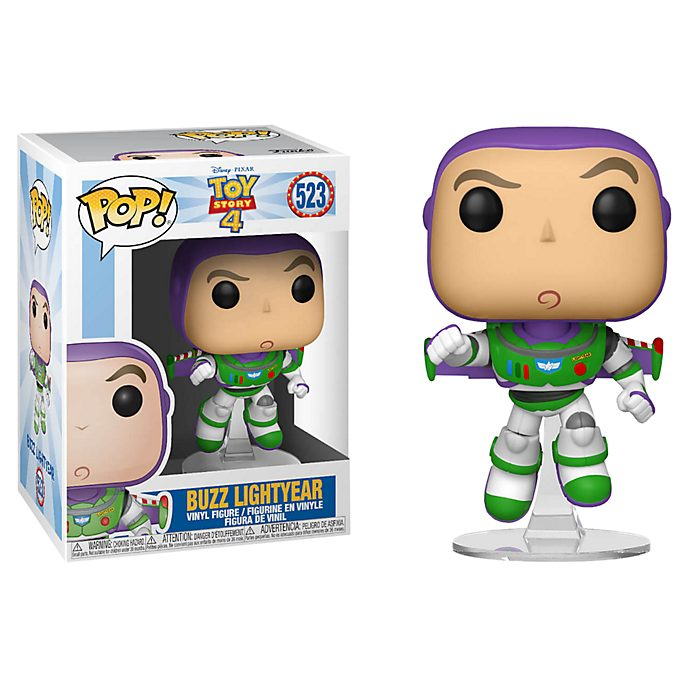 Figura de vinilo Pop! Buzz Lightyear, Toy Story 4, Funko