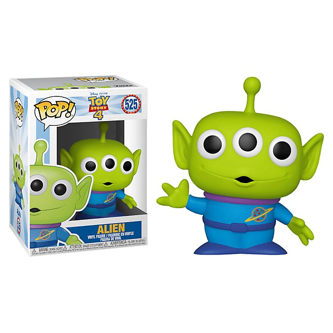 Funko Alien Pop! Vinyl Figure, Toy Story 4