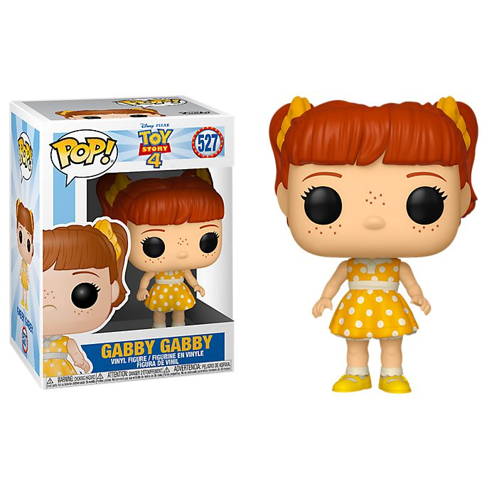 Funko Figurine Gabby Gabby Pop! en vinyle, Toy Story4